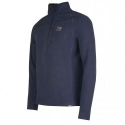 Karrimor Top, Micro Fleece High Neck Top, Navy