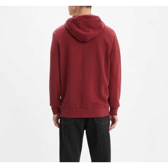Levi's Sweater, Full Zip Hoodie, Unisex