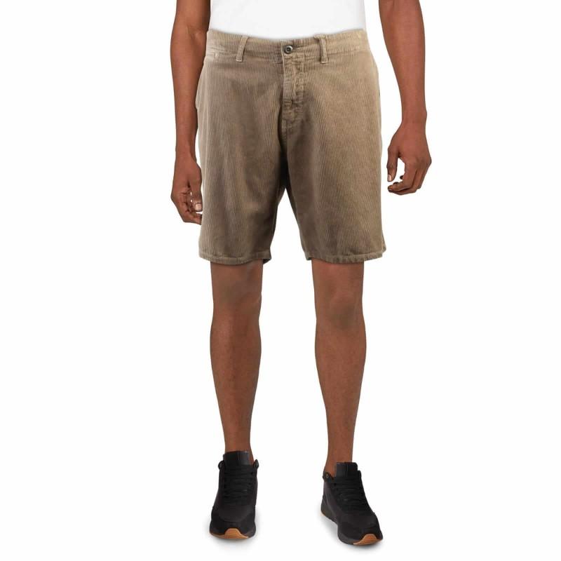 PaperBacks Short, Men Corduroy Casual Short, 100%C...