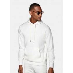 TOPMAN Hoodies, White Basic Hoodies For Men's
