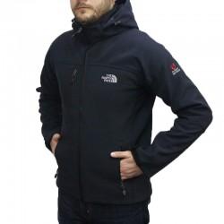 THE NORTH FACE Jacket, DARK BLUE, Regular Jacket For Men's