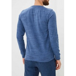 TOM TAILOR Jumper/Blouse, with Round Neck, For Men's