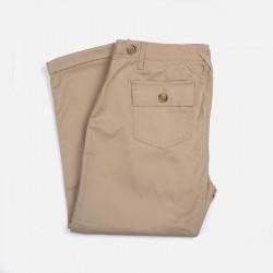 Tommy Hilfiger Pants, Beige Colour For Women's