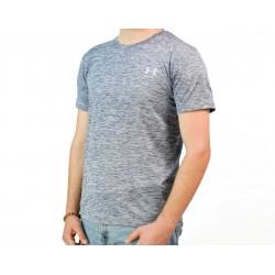 Under Armour T-Shirt, Men's Gray Loose T-Shirt