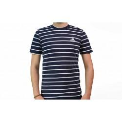 Adidas T-shirt, Striped Unisex T-shirt