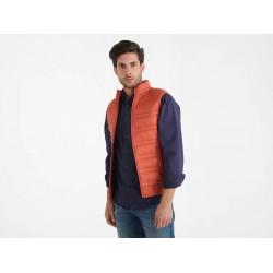 Suburbia\CONTEMPO Padded Waistcoat with Pockets