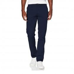 Cortefiel Pants/Trouser, Navy Blue Colour For Men's