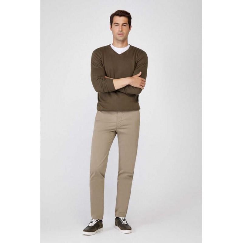 Cortefiel Pants, Slim Fit For Men's