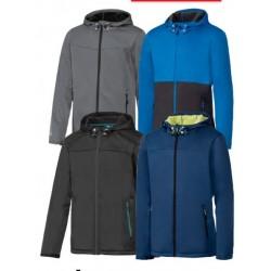 Crivit Jacket, Sport Quilted Jacket, Black Color