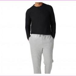EDDIE BAUER Pajama Set, Comfortable Raglan Shirt and Pants Sleepwear Set
