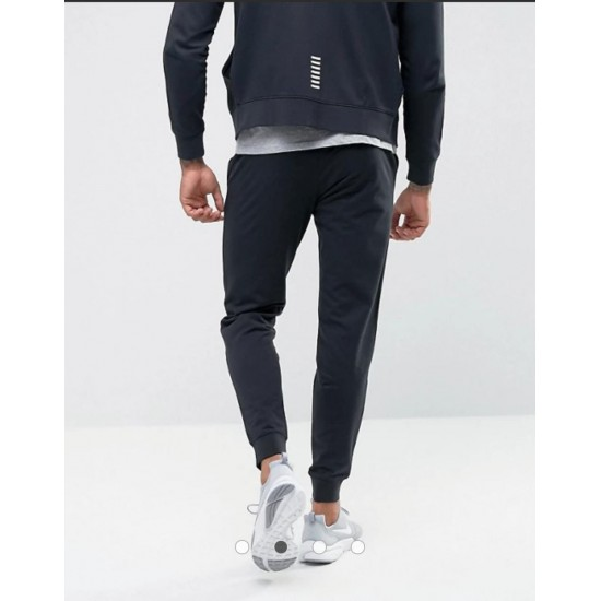 EMPORIO ARMANI Pants, Navy Blue Color, For Men's