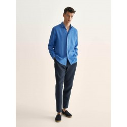 Massimo Dutti Pants, Casual Fit, For Men's
