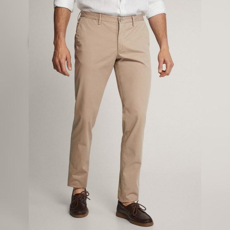 Massimo Dutti Pants/Trouser, Men's Slim Fit Pants