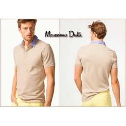 Massimo Dutti T-Shirt, Casual Fit T-Shirt