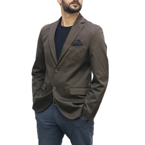 Massimo Dutti  Blazer, Cotton, Luxury Design
