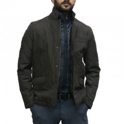Massimo Dutti Jacket with Indoor Vest, Luxury Design For Men's