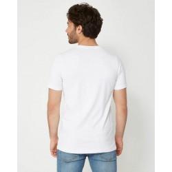 Mexx T-Shirt O-Neck Big Logo High Density Print