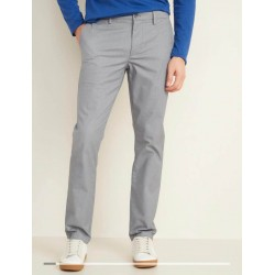 Old Navy Pants, Slim Ultimate Built-In Flex Textured Chino Pants for Men