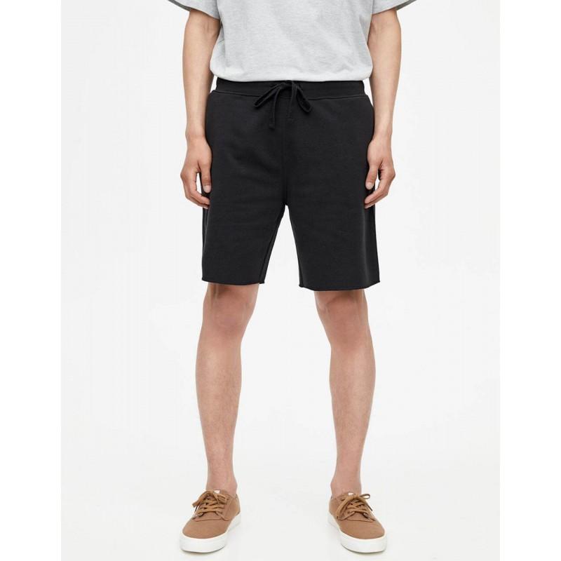PULL&BEAR Shorts, Basic Cotton Jogging Bermuda...