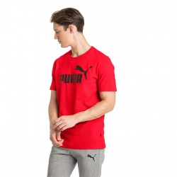 Puma T-Shirt, Men Cotton 100%