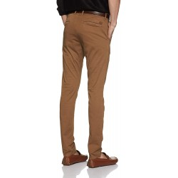 Selected Trouser, Cotton 100%, Brown
