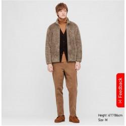 UNIQLO Jacket, Faux Fur Men Jacket
