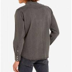 Wrangler Shirt, Regular Fit Jeans Shirt For Men's