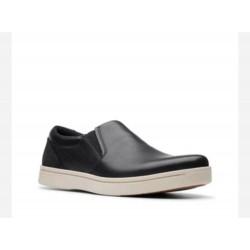 Clarks Shoes, Black Medical Shoes, Natural Leather