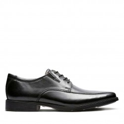 Clarks Shoes, Black Formal Shoes, Leather