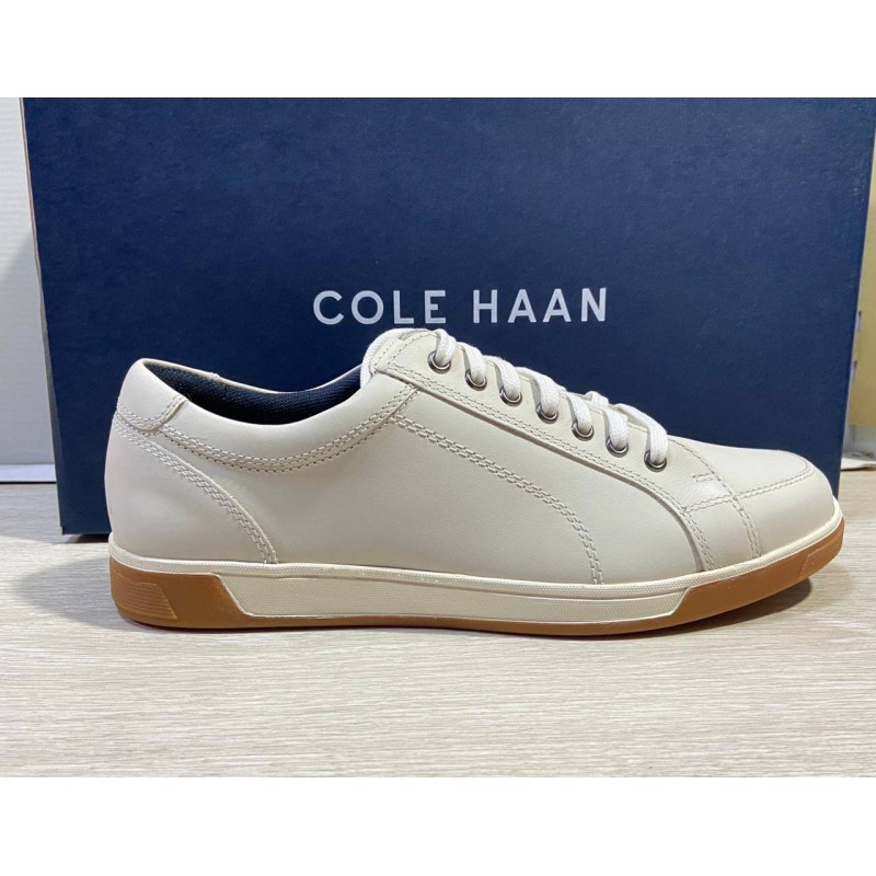 COLE HAAN Sneaker, White Walking Shoes For Men's
