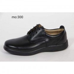 Medical Shoes, Natural leather, Original, Recommended for patients with diabetes mo300