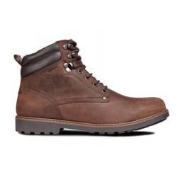 GEOX Boots,  Ankle Leather Boots, High-Quality