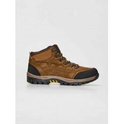 Lc Waikiki Boots, Brown Men's Trekking Boots