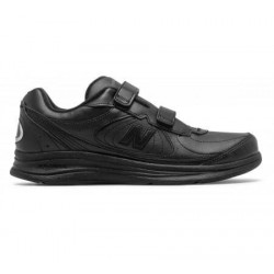 New Balance Sneakers, Black Walking Shoes
