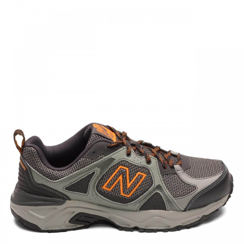 New Balance Sneakers, Low Top Lace Up Walking Shoe...