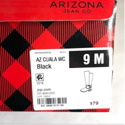 ARIZONA Boots, Women's Black Colour Modern Boots