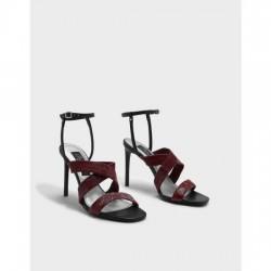 CHARLES & KEITH Sandal, Ankle Heels 10cm