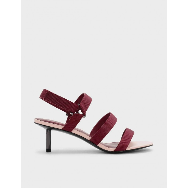 CHARLES & KEITH Sandals, High Heeled For Women...