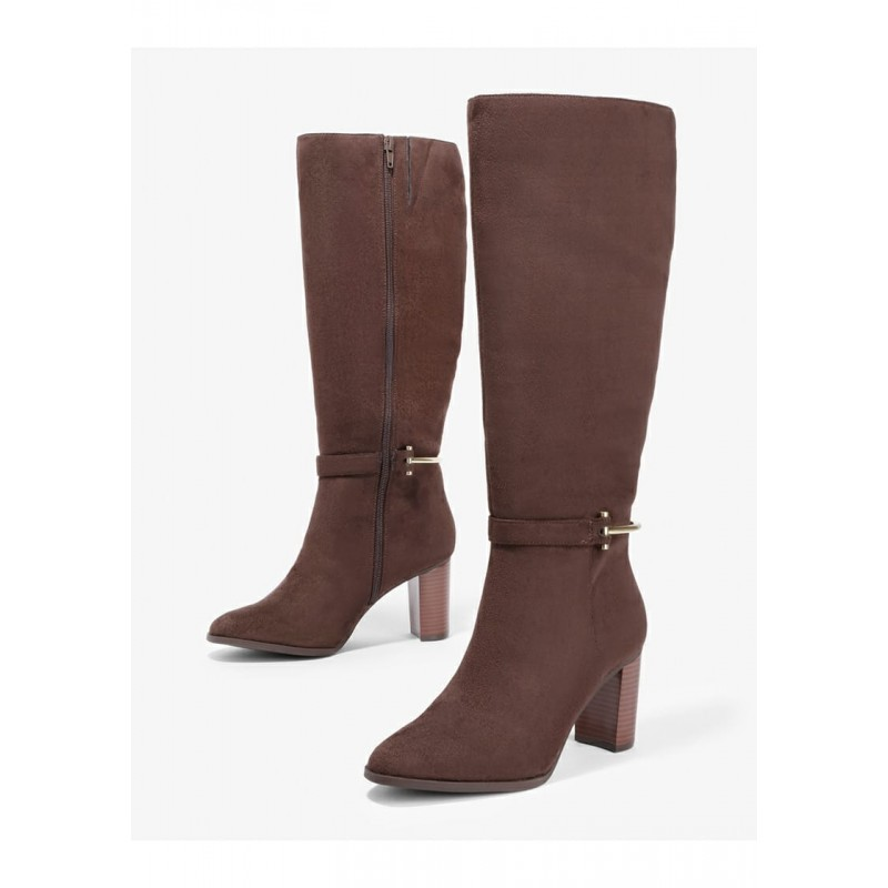 CHARLES & KEITH Boots, Knee-Length Boots and H...