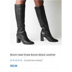 CHARLES & KEITH Boots, Knee-Length Boots