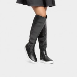 CHARLES & KEITH Boots, Knee-Sneakers Boots