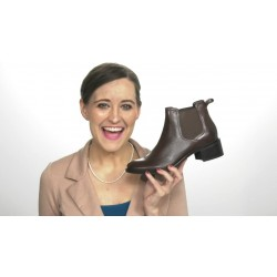 COLE HAAN Boot, Leather Ankle Boot