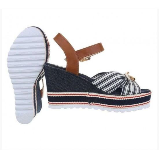 Gatisa Sandals, Rocky Heel Sandal for Women