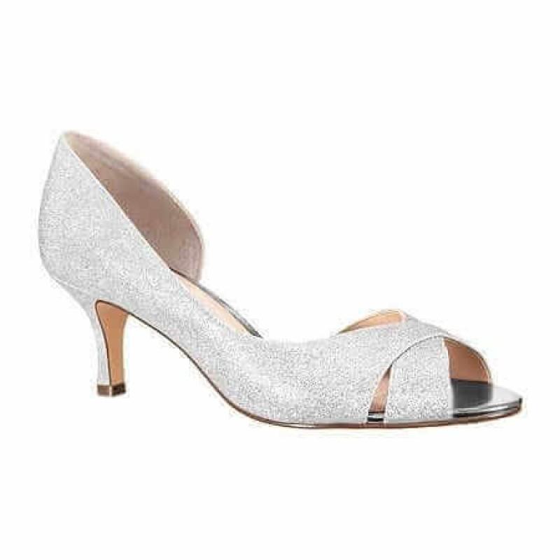 I.MILLER Mid Heeled, Glitter Shoes For Women's