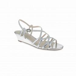 I.MILLER Sandals, Cross Strap Elegant Heels