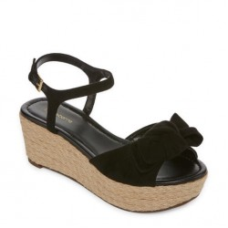 LIZ CLAIBORNE Sandals, Wedge-heel Platform Sandals