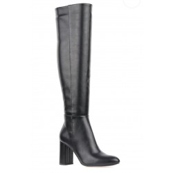 Lefties Women's Knee high leather boots