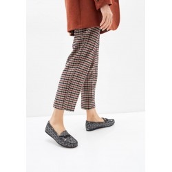 MICHAEL KORS Shoes, All-over Logo Loafers For Women's