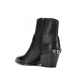 MICHAEL KORS Boot, Ranch Ankle Boot with Buckle