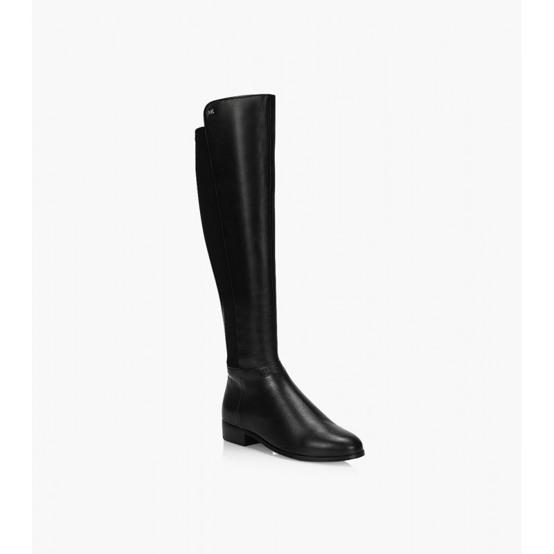 MICHAEL KORS Boot, Tall Riding Boot, Black